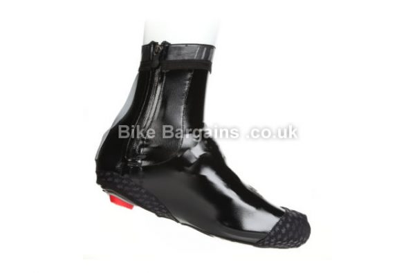 Assos rainBootie_S7 Cycling Overshoes size 0,1, Black