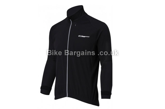 BBB Primavera Black Spring Cycling Jacket black, XXL