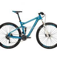 Bergamont Fastlane 6.4 29″ Alloy Full Suspension Mountain Bike 2014
