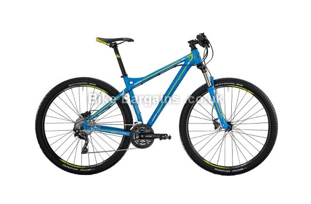 "Bergamont Revox 5.4 Alloy Hardtail 29 inch Mountain Bike 2014 22"""