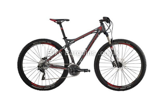 Bergamont Revox 6.4 Alloy Hardtail 29 inch Mountain Bike 2014 20""