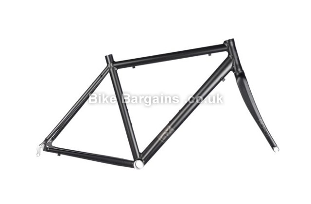 Brand-X RD-01 Alloy Caliper Road Frameset 50cm,52cm,56cm,58cm, Black, Alloy, Carbon, 1.69kg, Caliper Brakes, 700c