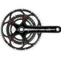 Campagnolo Centaur Triple Red Black 10 speed Road Chainset