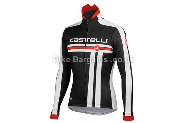 Castelli Free Windstopper Cycling Jacket black, S