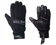 Chiba Drystar Plus Waterproof Black Cycling Gloves