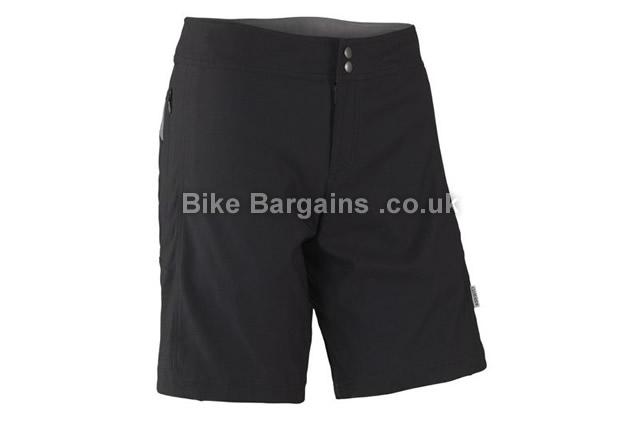 Club Ride Zest Ladies Short 2015 M,XL,black,grey