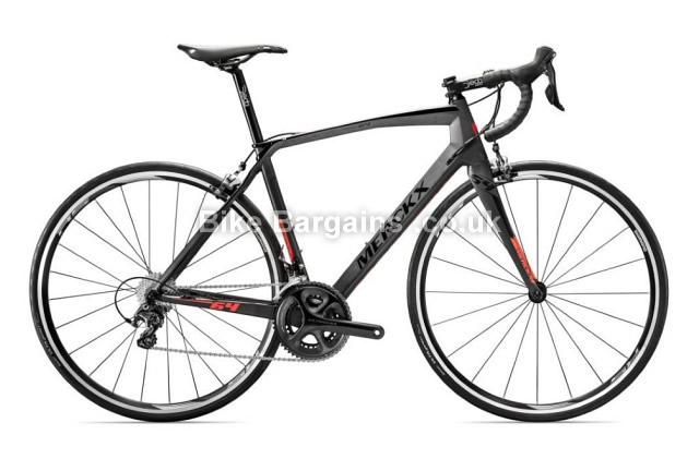 Eddy Merckx Sallanches 64 Ultegra Carbon Road Bike 2016 black, red, L