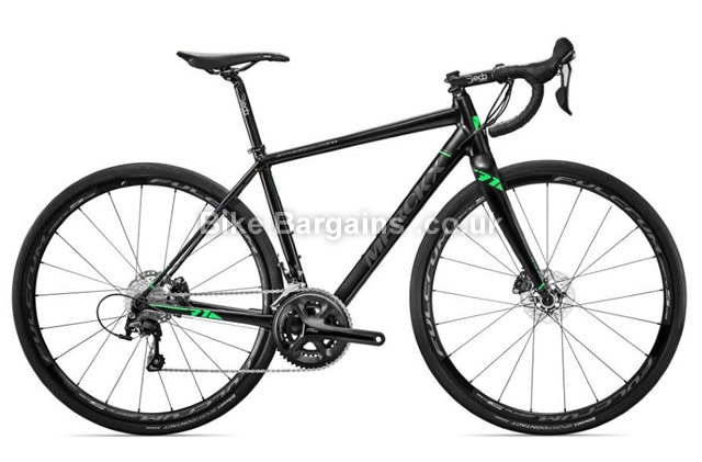 Eddy Merckx Strasbourg 71 Alloy Adventure Road Bike 2016 black, XS