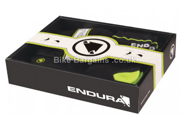 Endura Retro Socks Cap Gift Pack black, S,M