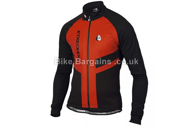 Etxeondo Lodi Windstopper Jacket S,M, Black, Men's, Long Sleeve