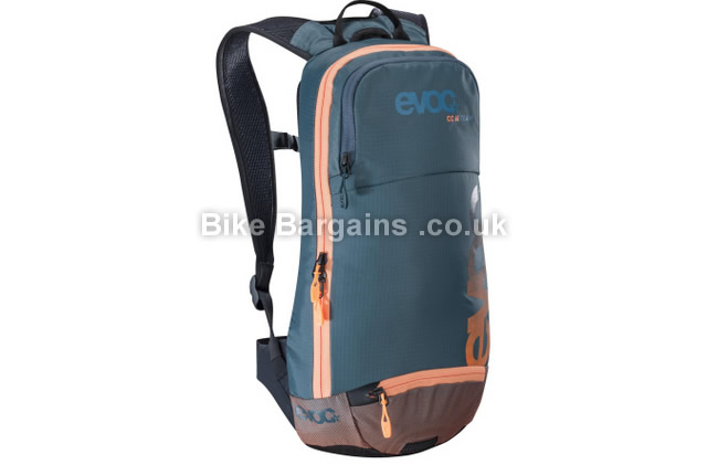 Evoc CC Team 6 Litre Hydration Pack With 2 Litre Bladder grey, 2 litre