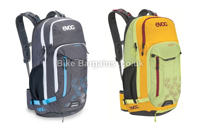 Evoc Glade 25 Litres Cycling Backpack yellow, grey, 25 litres