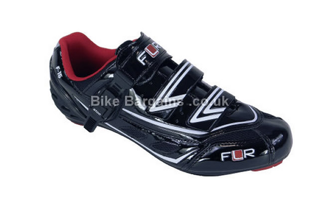 FLR F-15 Race Lightweight Road Cycling Shoes 2015 39,40,43,44, white,black