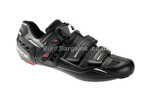 Gaerne Bora Road Cycling Shoes black, white, 37,38,39