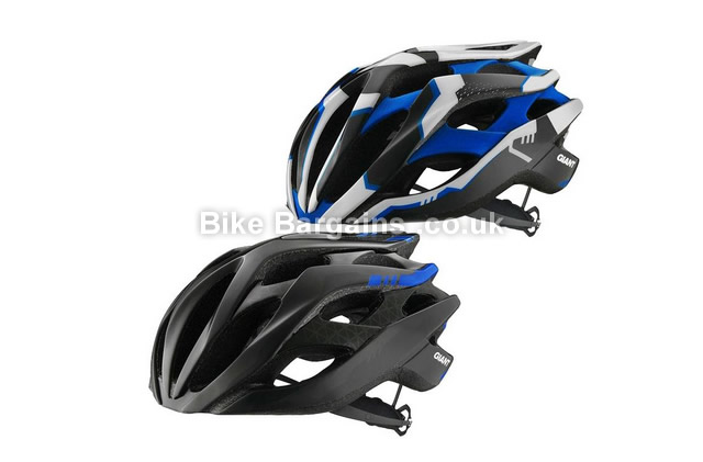 Giant Rev Road Cycling Helmet blue, S