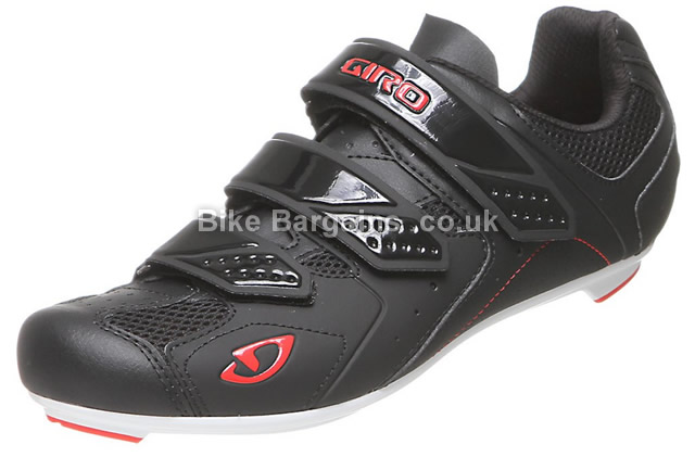Giro Treble Road Cycling Shoe black, 39, yellow, 47