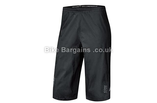 Gore Bike Wear Element Paclite Baggy Shorts S, black