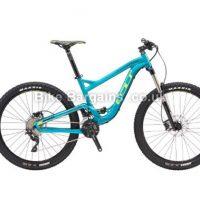 GT Sensor AL Elite 27.5″ Alloy Full Suspension Mountain Bike 2016