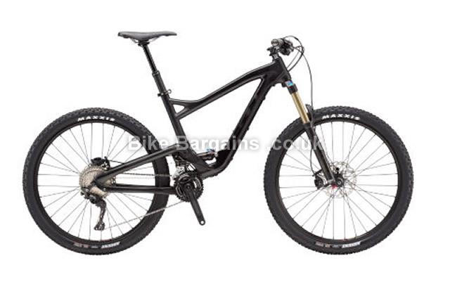 GT Sensor Carbon Expert Full Suspension Mountain Bike 2016 black,S,M,L,XL