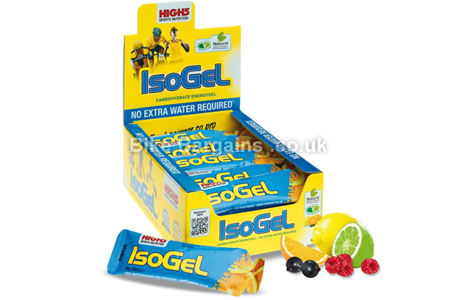 High5 IsoGel Mixed Flavours Enery Gel 25 pack 25 pack