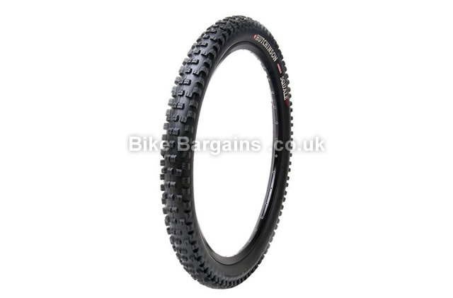 "Hutchinson Squale Folding DH MTB Tyre 29"", black"