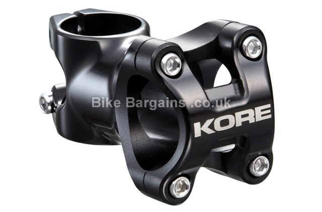 Kore Durox MTB Stem 31.8mm, 90mm, black