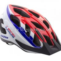 Lazer Cyclone British Union Jack Helmet
