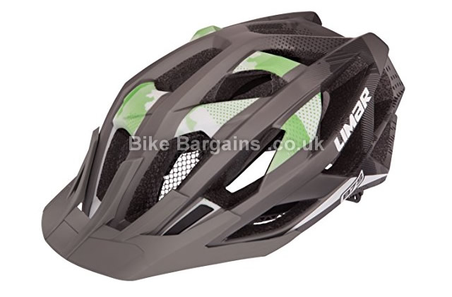 Limar 875 Cycle Helmet titanium, 57cm - 62cm