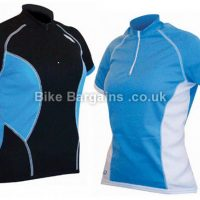 Lusso Ladies Coolmax Short Sleeve Jersey