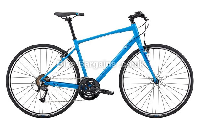 Marin Fairfax SC2 Alloy Hybrid Bike 2016 blue, XS,S,M,L
