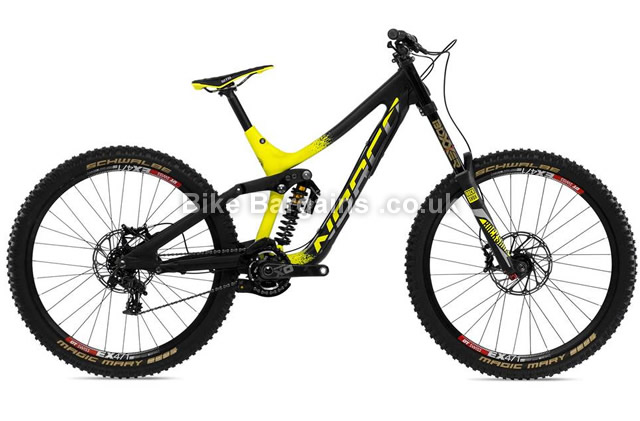 Norco Aurum C7.1 2016 Downhill Full Suspension Mountain Bike S,M
