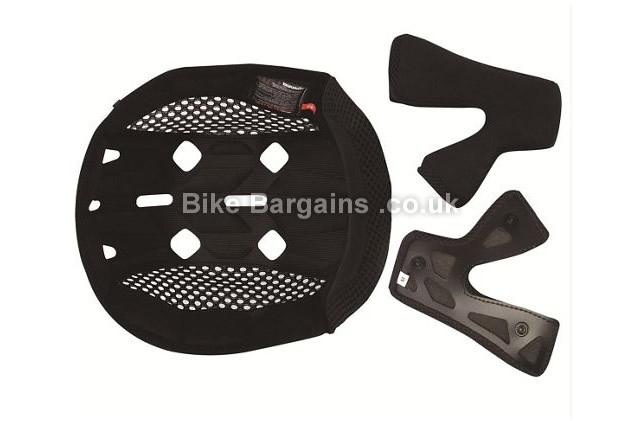 One Industries Atom Cycling Helmet Liner Padding Set XS,S,M,L,XL,XXL