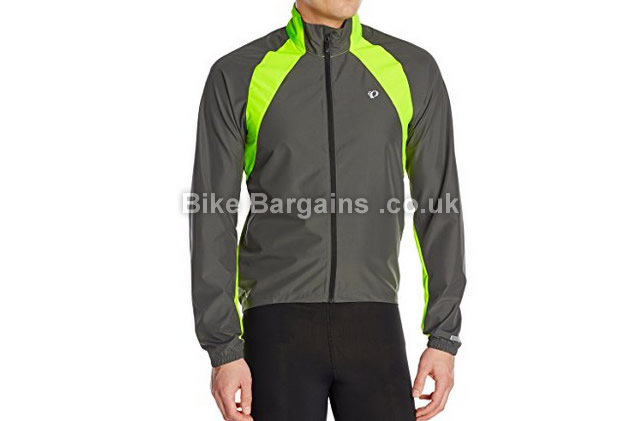 Pearl Izumi Select Barrier Cycling Jacket grey, M