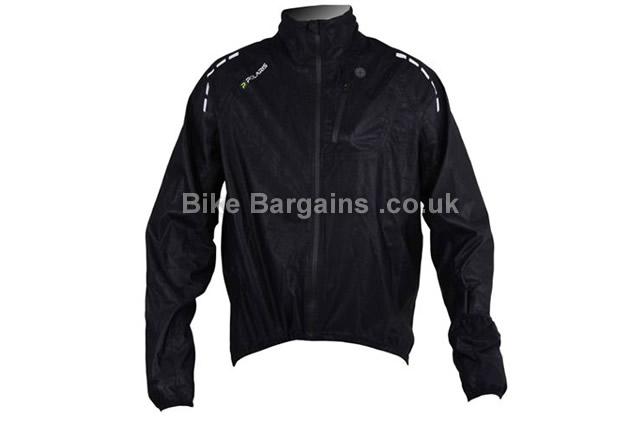 Polaris Aqualite Extreme Waterproof Cycling Jacket 2015 black, yellow, S, M, L, XL