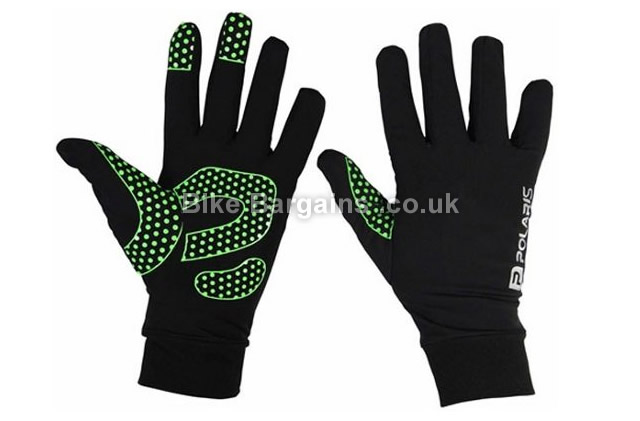 Polaris Thermal Liner Cycle Gloves 2015 black, S, L