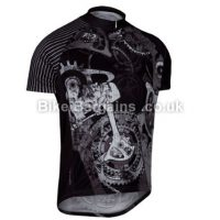 Primal Departed Short Sleeve Jersey