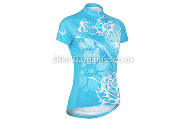Primal Ladies Florence Cycling Jersey XS,S,L,XL,XXL