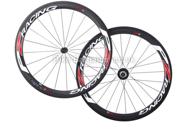 PZ Racing CR3.1 Carbon Road Cycling Wheelset carbon, campag, 700c