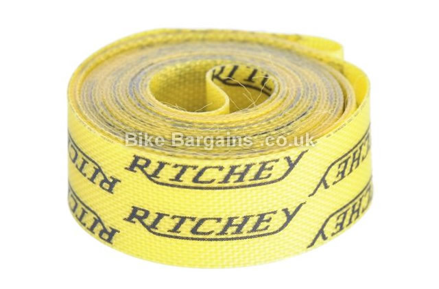 Ritchey Road Wheel Rim Tape 700c, yellow