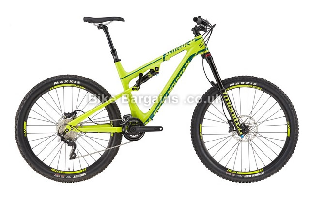Rocky Mountain Altitude 730 MSL Full Suspension Mountain Bike 2016 S,L,XL