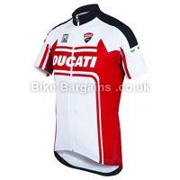 Santini Ducati Classic Short Sleeve Jersey