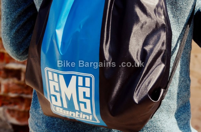 Santini Blue Gym Bag blue