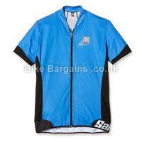 Santini Ladies Gold Aero Short Sleeve Jersey