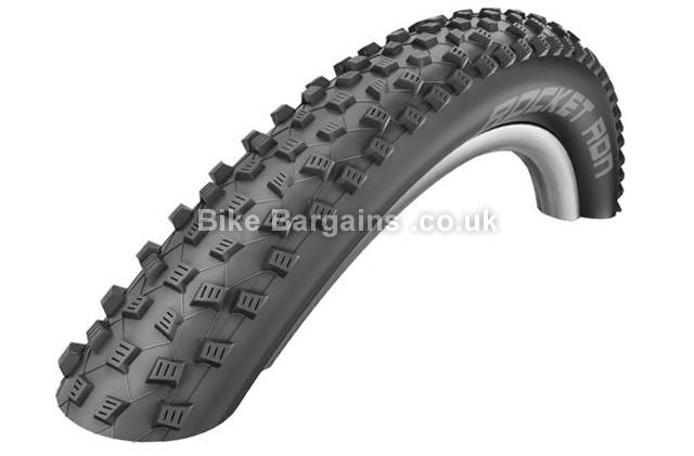 "Schwalbe Rocket Ron Performance MTB Tyre 27.5"", 2.6"",  black"