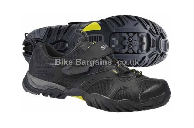 Shimano MT43 SPD Cycling Shoes black,36,37