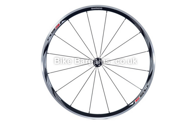 Shimano WH-RS31 Clincher Road Cycling Front Wheel front
