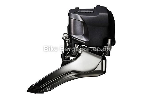 Shimano XTR Di2 9050 triple 11 speed Front Mech braze on, 11 speed