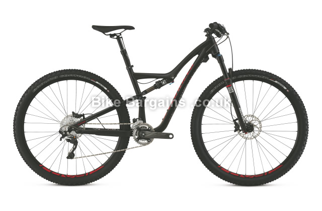 Specialized Rumor FSR Elite Ladies Mountain Bike 2015 S,M