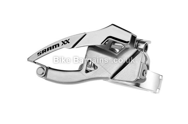 SRAM XX Double 10 speed Low Clamp MTB Front Mech Top Pull, 38.2mm