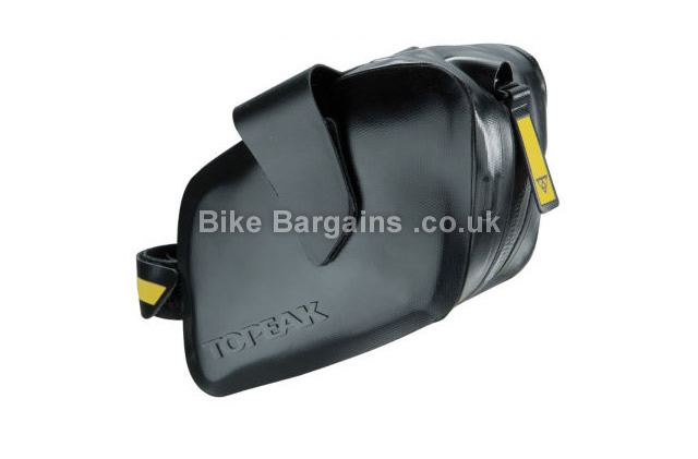 Topeak DynaWedge Waterproof Small Cycle Saddle Bag black, S
